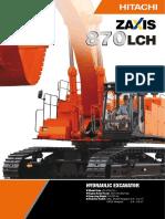 Hitachi ZX870