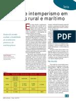 WEG Ensaios de Intemperismo Em Ambientes Rural e Maritimo Artigo Tecnico Portugues Br