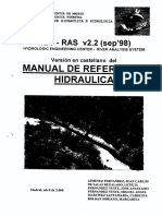Hec Ras v22 Manual Referencia Hidraulica