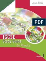 Cambridge IGCSE Study Guide for Physics