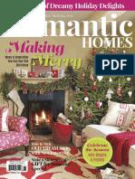 Romantic Homes - November 2015