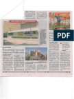 Vanguardia Liberal 12 de enero. Cabalgata Solidaria de ACYCOL