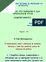 Prevenção de Acidentes Comportamental Mizu Para 29092016