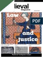 The Medieval Magazine No52