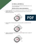 Manuale d'Uso Della Bussola