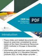 OER Institute Slide Deck