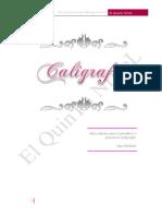 Prácticas de Caligrafía. Abecedarios a Galindo