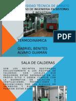 Sala de Calderas Benites Guaman