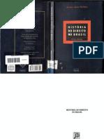 WOLKMER, Antônio Carlos. História do direito no Brasil.pdf