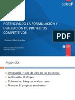 3. Potenciando La Formulación y Evaluación de Proyectos GDC
