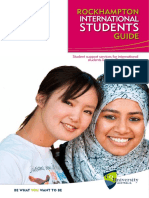 International Student Guide 2013