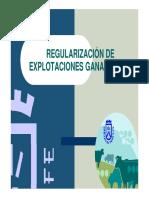 Regulación de Explotaciones Ganaderas (Tenerife)