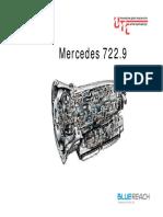 Mercedes 722.9 Transmission