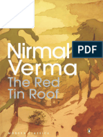The Red Tin Roof - Nirmal Verma