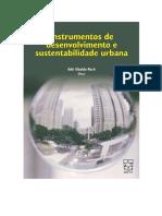 Instrumentos de Desenvolvimento e Sustentabilidade Urbana