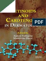 Retinoids and Carotenoids in Dermatology.pdf