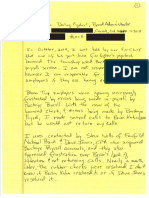 Anne Darling-Cyphert statement to investigators