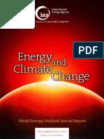 WEO2015SpecialReportonEnergyandClimateChangeExecutiveSummarySpanishversion