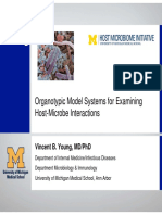 Vincent Young - Organoids as an in-vitro system