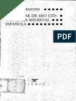 El CMC y La Épica Medieval Española