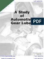Study of Automotive Gear Oils from www.oilshopper.com