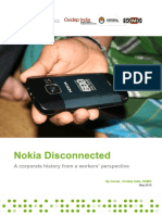 Nokia Disconnected