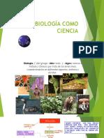 Historia de La Biologia 1
