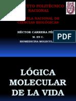 1 Logica Molecular de La Vida