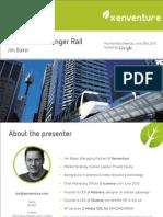 Wi-Fi For Passenger Rail