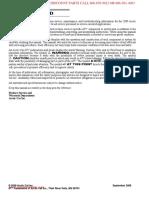 Arctic Cat 2009 150 Service Manual