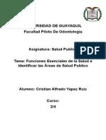 Cris Salud Publica