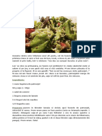 Pesto de Patrunjel
