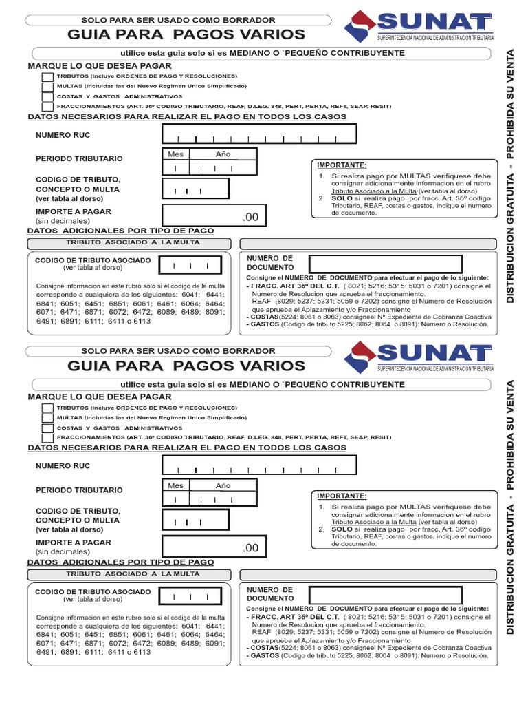 Guia pagos for Guia mecanica de cocina pdf
