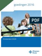 2015-12-10 Extra Vergoedingen Aanvullend Amsterdam
