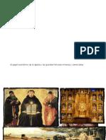 El papel de la Iglesia
