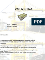Como Exportar Uva a China