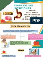 Resumen de Las Exposiciones Bioquimica