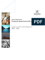 Sample Adaptation Plan