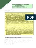 Orientaciones Memoria Secundaria2009-10
