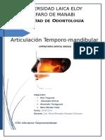 Atm Informe