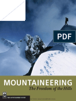 Mountaineering - The Freedom of the Hills - Eighth Edition