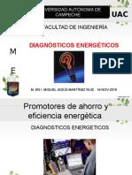 DIAGNOSTICOS ENERGÉTICOS.1  09-NOV-16.ppt