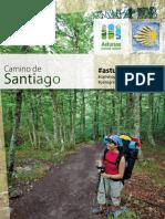 Camin Santiago Asturies