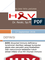 Apa Yang Baru Pedoman ARV 2014