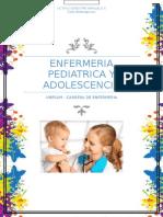 Enfermeria Pediatrica y Adolescencia