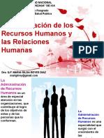 Administraccion de Rrhh y Relaciones Personales