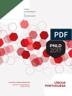 Pnld 2017 Lingua-portuguesa
