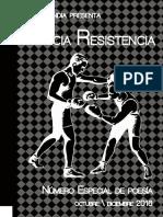 Sucia Resistencia - Especial de Poesía - Editorial Groenlandia