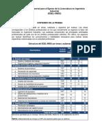 Contenido de La Prueba-IINDU