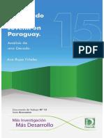 DT 15 Mercado Laboral Juvenil en Paraguay FINAL